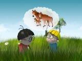 Тралик и Валик: Детёныши животных