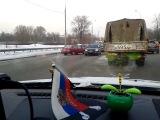 авария на 1-ом Митинском пер. с летальным исходом.